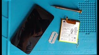 Будни перекупа #1: Nexus 6P Замена батареи / Nexus 6P Battery replacement