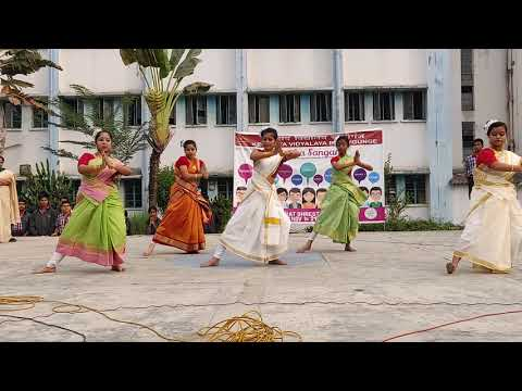 Bhasha Sangam K.V.Ballygunge Malayalam Language on 06.12.2018
