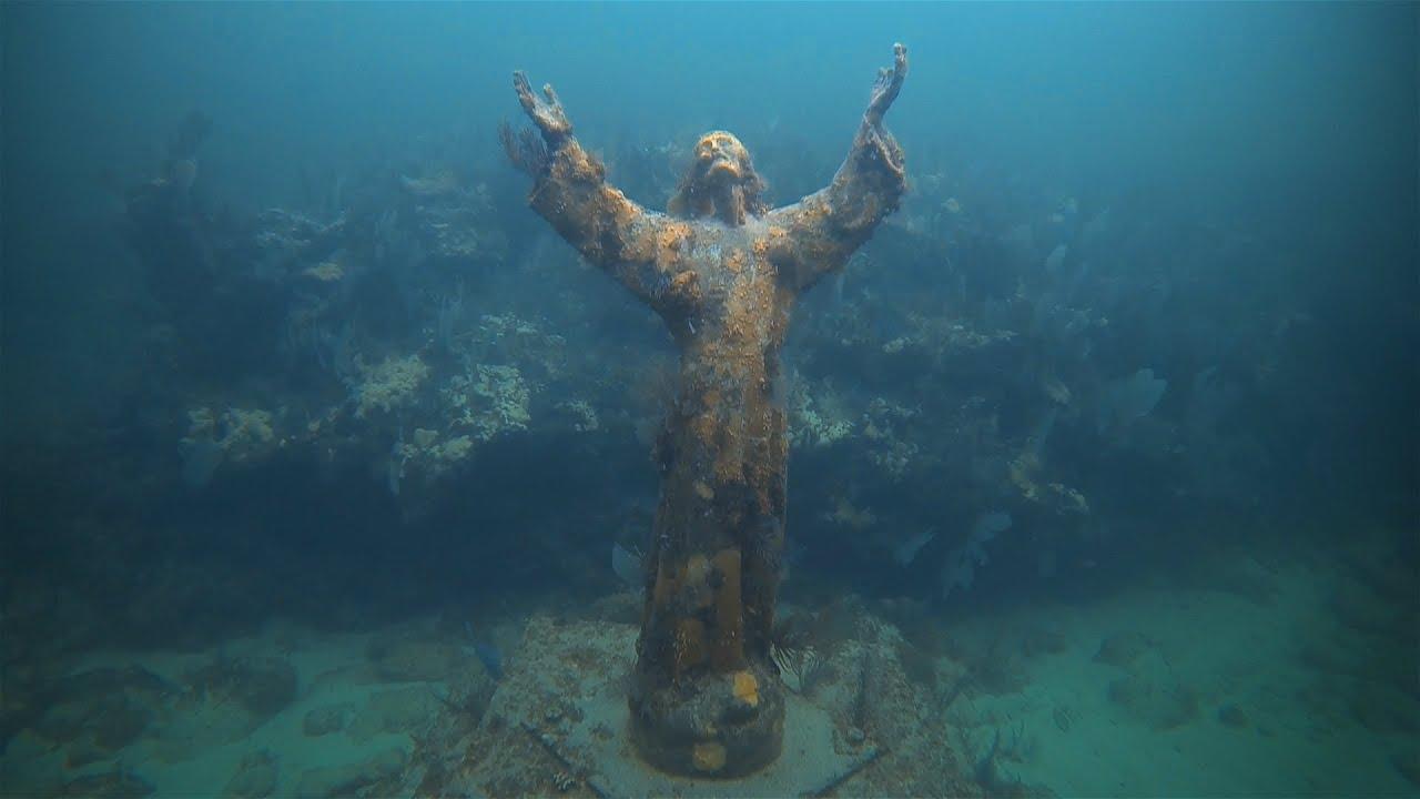 Imagini pentru Christ of the Abyss