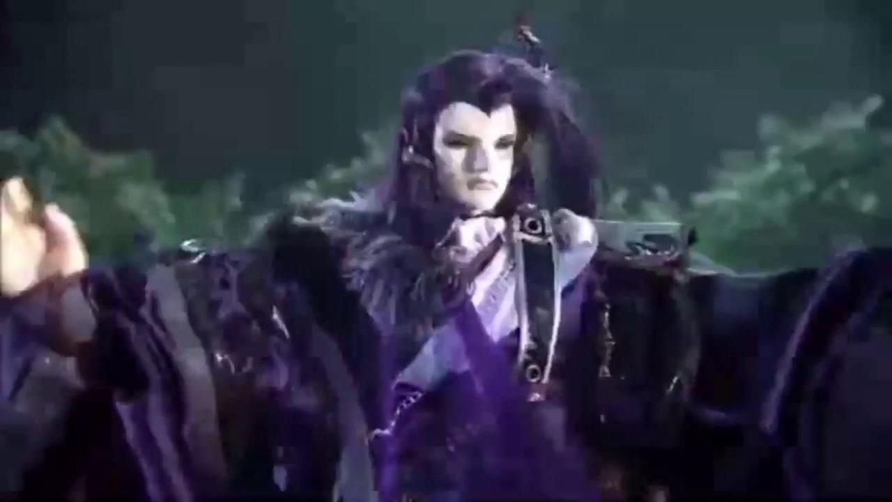 箏兒遭逢逼殺 禪劍ㄧ如即刻救援 - YouTube
