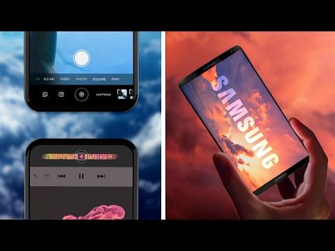 Apple iPhone 8 vs Samsung Galaxy S8 (Rumors & Leaks)