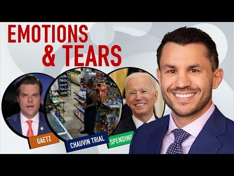 Chauvin Trial Day 15, Matt Gaetz Investigation, Biden Infrastructure Spending Plan