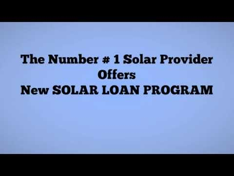 Home solar panels cost - New Solar Loan Program