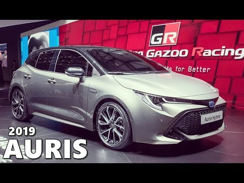 2019 Toyota Auris Hybrid Official Trailer - YouTube