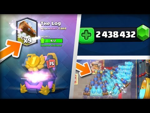 8 Craziest World Records You CANNOT Beat In Clash Royale!