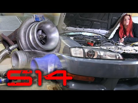 sr20det turbo upgrade