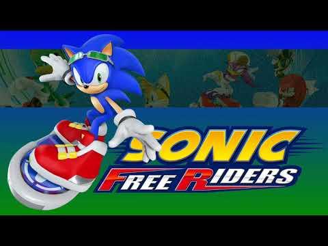 Free (Main Theme) -  Sonic Free Riders Music