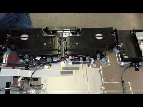 How To Install And/or Remove 6871L-4014B Sony TV Module, T-Con Board Video 1/2
