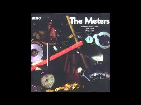 The Meters - Sing a Simple Song