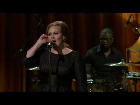 Adele Chasing Pavements live from iTunes Festival 2011