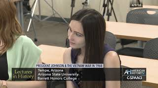 Lectures in History: President Johnson & the Vietnam War Preview