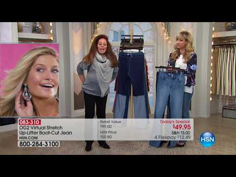 HSN   Diane Gilman Fashions 01.28.2018 - 01 AM