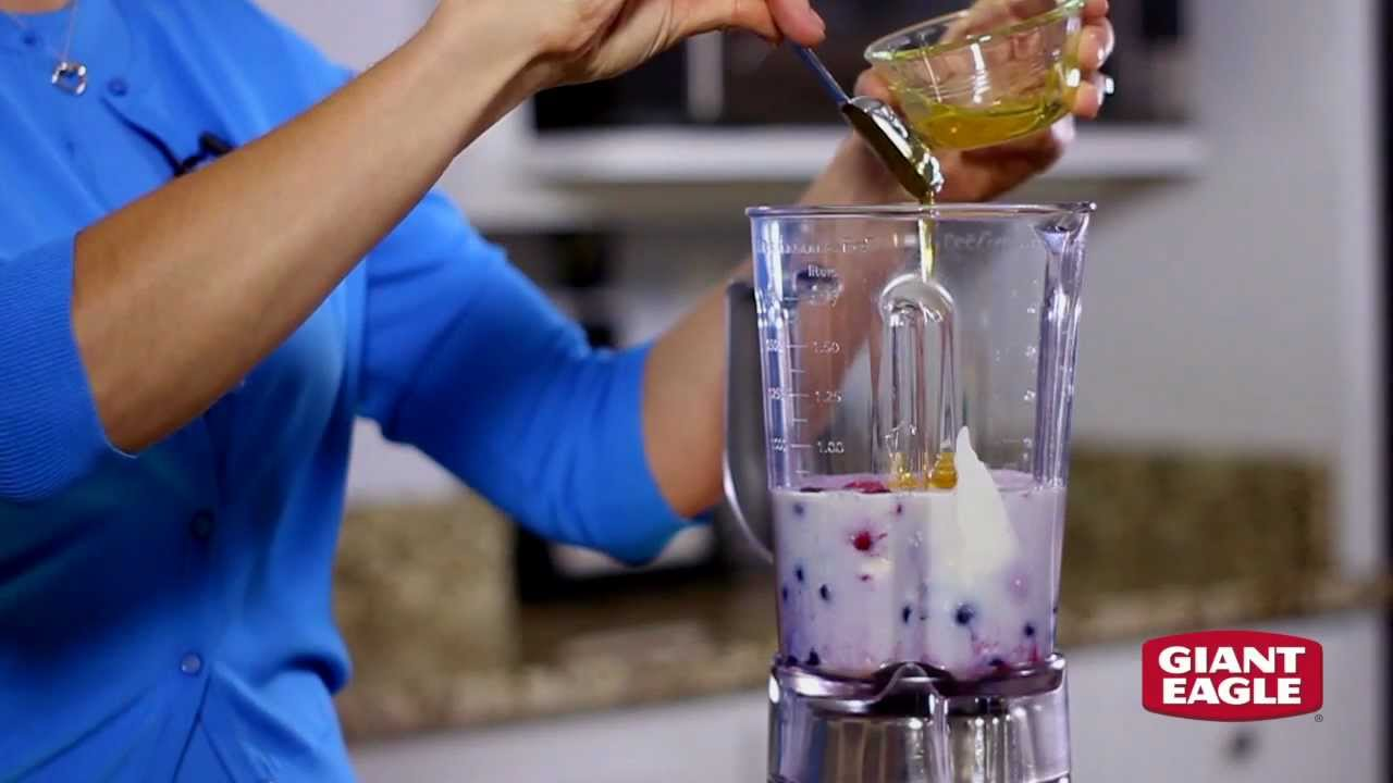how to make a mixed fruit smoothie without yogurt