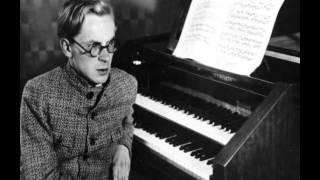 Hugo Distler: Konzert für Cembalo und Streichorchester (1935)
