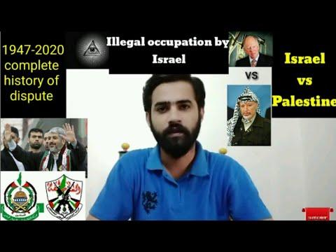 Download Shocking Facts about Israel Palestine conflict in Urdu/Hindi | Mujahid Speaks