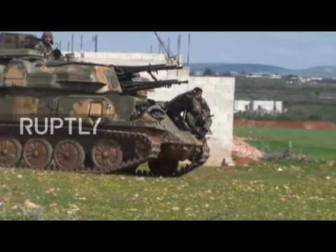 Syria: SAA consolidates ground in northern Hama after heavy clashes