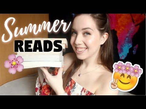 The Ultimate Summer Reading List | Must Read Books for Summer 2018 + My Summer TBR