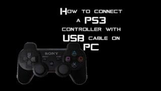tutorial motioninjoy ds3 tool old