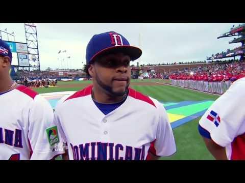 WORLD BASEBALL CLASSIC 2013 | Final | PUERTO RICO VS DOMINICAN REPUBLIC