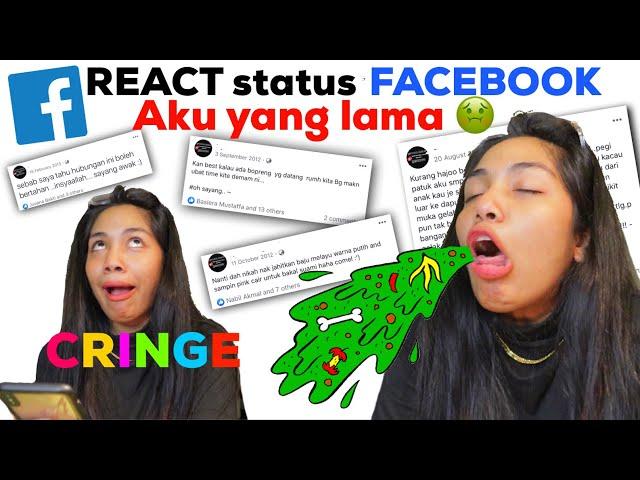 AKU JIJIK  !!! kenapa aku begini ?! 🤣💀| React status facebook