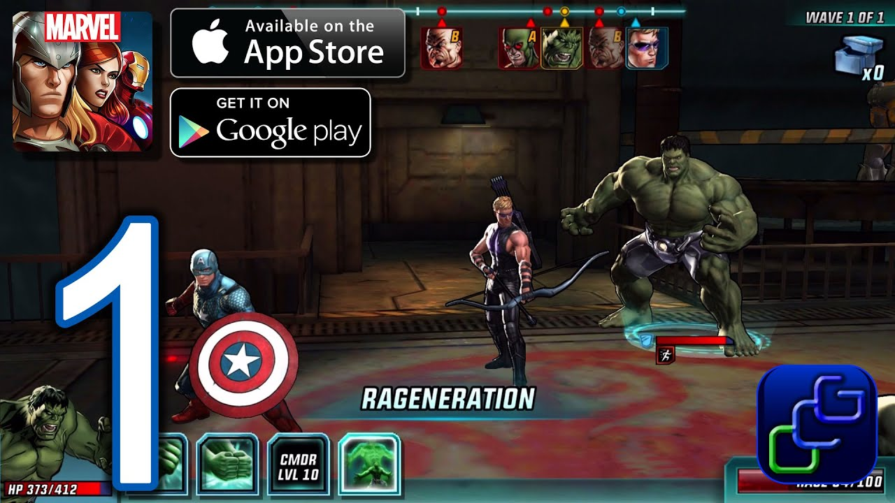 how to play avengers alliance 2