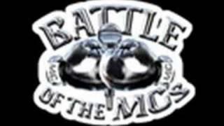 Battle of the Mc's Dj Hazard Eksman Fatman etc