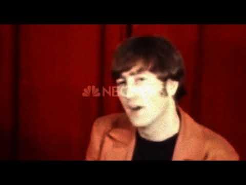 John Lennon's Favorite American Groups