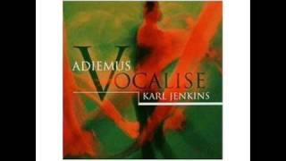 Sergei Rachmaninov's Vocalise from Karl Jenkins' Adiemus V: Vocalise.