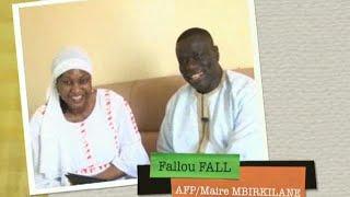 Sortie sur WalfTV avec Fallou Fall - Maire de Mbirkilane (AFP)