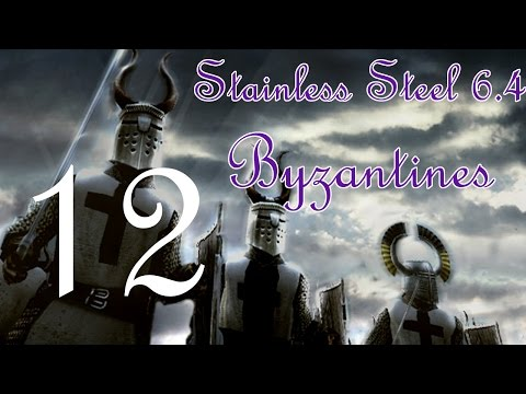 Stainless Steel: The Byzantine Empire - 12, Hungarian Blood