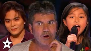 TOP 10 BEST Auditions EVER On America