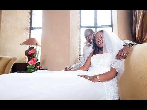 Khumo And Ayanda's Wedding Video In Centurion