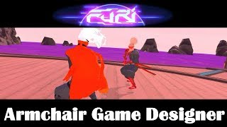 Furi: Thrill of the Fight - Armchair Game Designer