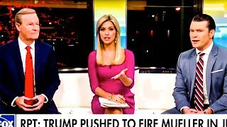 Dopey Fox And Friends Hosts Struggle To Explain Trump-Mueller Story