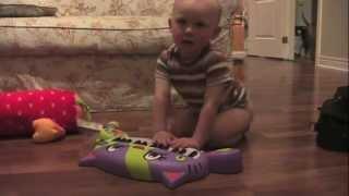 1 Year Old Boy Singing Paparazzi