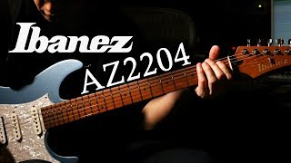 Ibanez AZ 2204 Killer sound | 'Hit n Run' by Kit Tang