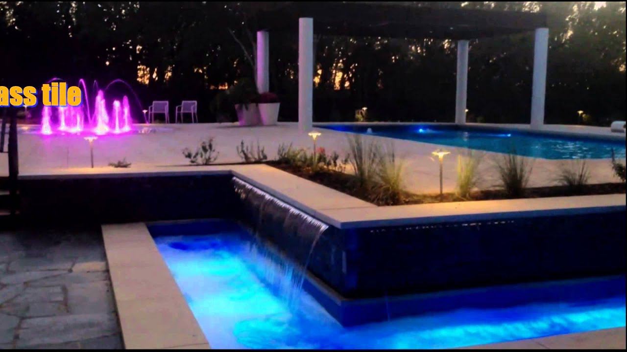 Swimming pool designs dfw dallas ft worth pools contractors youtube for Swimming pool builders fort worth