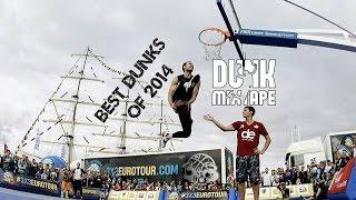 """6'3"""" Maciej """"Paprot"""" Paprocki BEST DUNKS OF 2014 ᴴᴰ !"""