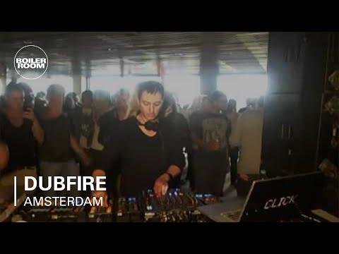 Dubfire Boiler Room Amsterdam DJ set