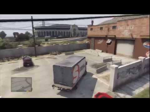 GTA 5: How to Open Truck Back Doors & More...