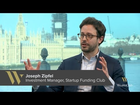 Startup Funding Club SEIS fund – Joseph Zipfel interview