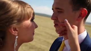 Свадебный клип Анастасии и Алексея. Радужное оформление.