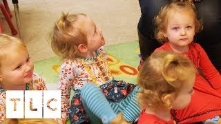 Moving On Up! Riley & Parker Advance At School | Outdaughtered