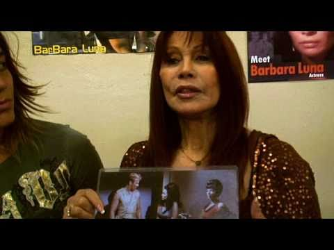 Everything goes wrong part 5 BarBara Luna talks about her amazing career as an actress!!