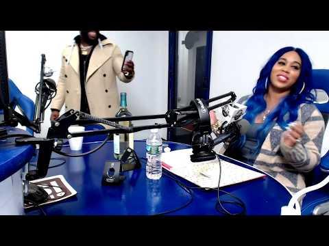 Prissy Mob Show on NonFiction Radio 04/23/18