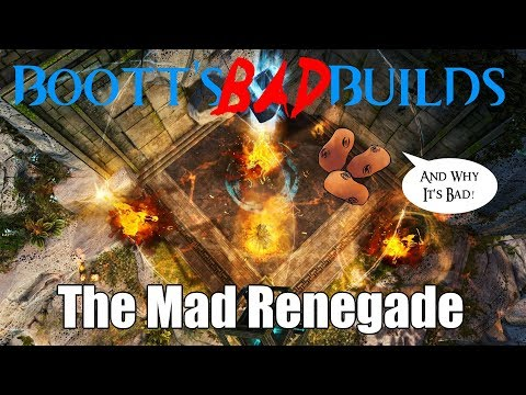 [GW2] Bootts' Bad Builds - The Mad Renegade