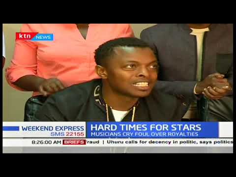 Hard times for Kenyan artists, what is the solution?   Part One