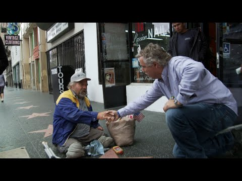 Documentary on One Man's Fierce Commitment to End Homelessne