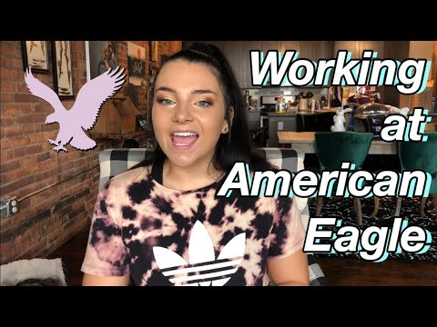 Working At American Eagle | Discount, Pay, And Crazy Coworkers