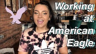 Working at American Eagle   Discount, Pay, and Crazy Coworkers
